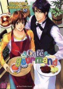 manga serveur café gourmand