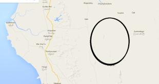ဒၞာဲကွာန်မန်ပ္ဍဲပွိုၚ်ဍုၚ်လှာဒကှ်(Google map)