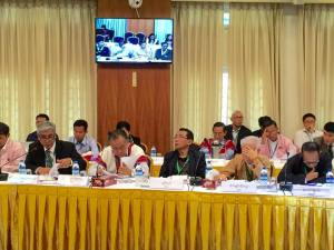 ဂကောံ EAO's  အဃောတိုန်ဒၟံၚ်ကောံဓရီုကေုာံ UPDJC (Hla Maung Shwe Facebook)