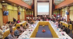 ကောံဓရီု ကမ္မေယှန်ပရၜေိုဟ်လလံ ကေုာံဂကောံ DPN (Hla Maung Shwe FB)