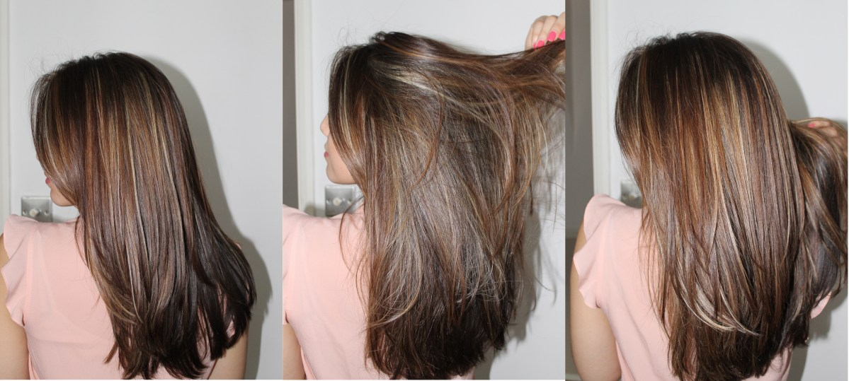 My hair care routine & Naissant Argan oil Elixir review