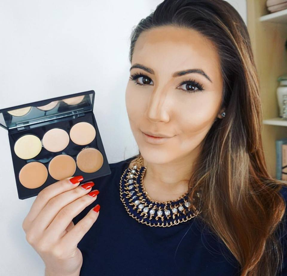 Sleek MakeUp Cream Contour | Review & Tutorial