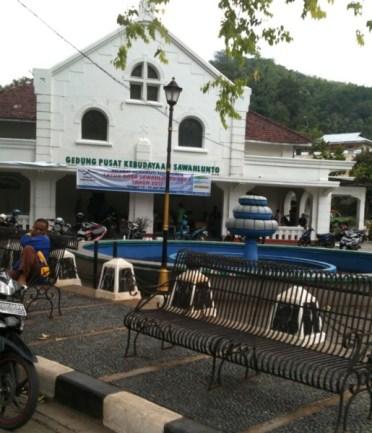 Pusat Kebudayaan Sawahlunto