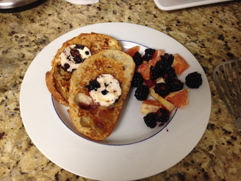 Large Of French Toast Alton Brown
