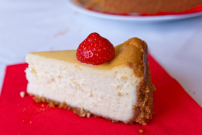 New York Cheesecake Recipe 3