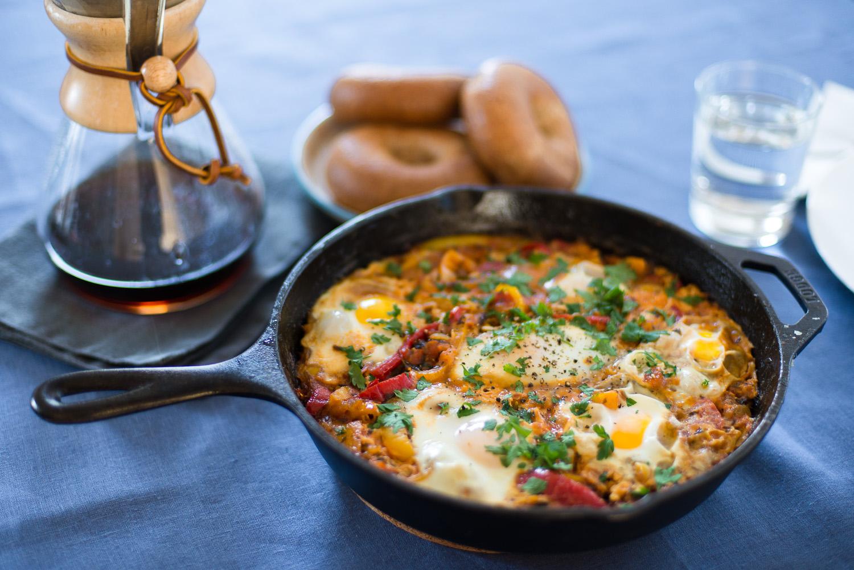 Ottolenghi The Cookbook Cover Recipe : Shakshuka by yotam ottolenghi plenty cookbook mondomulia