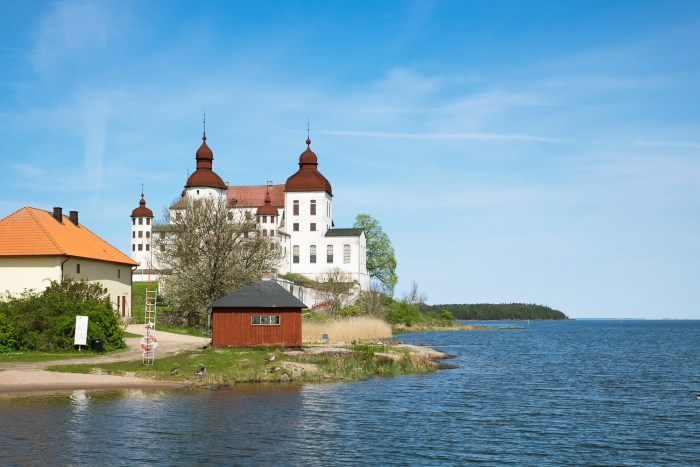 Day Trip from Gothenburg: Lacko Castle in West Sweden