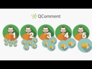 Ранги QComment