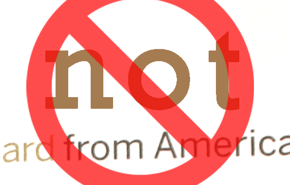 do NOT use Amex Card