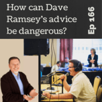 How can Dave Ramsey's advice be dangerous to his audience - MPSOS166