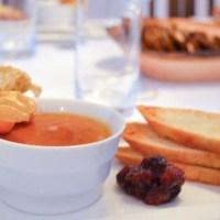 Foie gras parfait with Madeira jelly