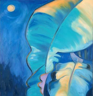 Monika Ruiz Art - Martin's Dream