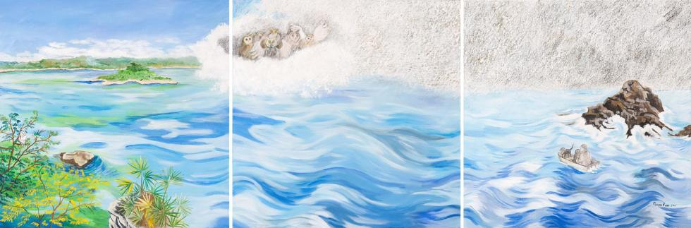 Monika Ruiz Art - The Journey