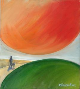 Monika Ruiz Art - Boo In The Sun