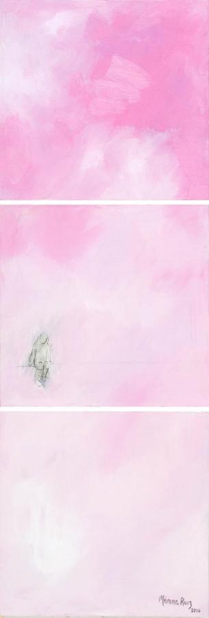 Monika Ruiz Art - Lavien Rose