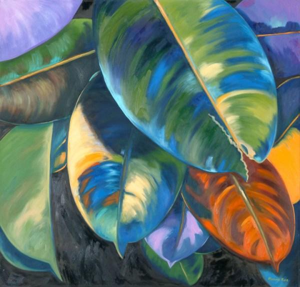 Monika Ruiz Art - This Thing of Darkness