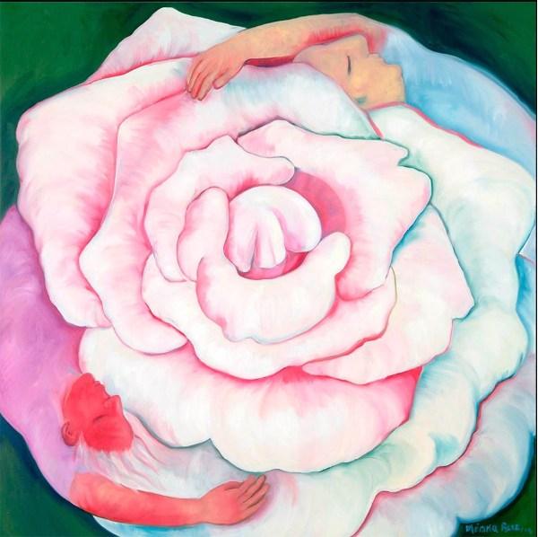 Monika Ruiz Art - Yin Yang