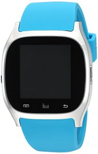 iTouch Quartz Plastic and Rubber Casual Watch, Color:Blue (Model: ITC3360S590-STQ)