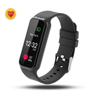 WFCL Fitness Tracker with Heart Rate Color Display Screen Watch,Bluetooth 4.0 Waterproof IP67 Wireless Bracelet Activity Pedometer Wristband.
