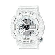 G-Shock GMAS-110HT-7A S-Series Heathered Color Luxury Watch – White / One Size