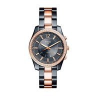 Fossil Hybrid Smartwatch – Q Scarlette Two-Tone Stainless Steel FTW5017