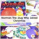 Norman the Slug Who Saved Christmas Book Review