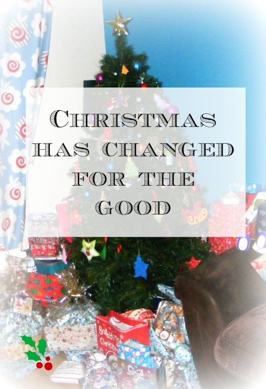 being a parent at Christmas