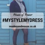 #MyStyleMyDress Project With House of Fraser