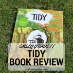 Tidy Children's Book review