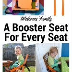 A Booster Seat For Every Seat!