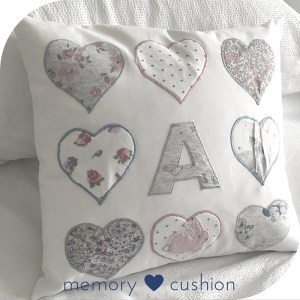 Memory Cushion - heart