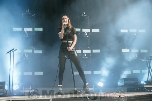 Chvrches, © André Techert