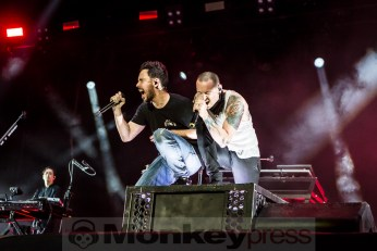 Linkin Park, © Michael Gamon