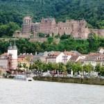 Heidelberg Castle:  A Photojourney