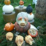 Pumpkin Carving Ideas from the World's Largest Pumpkin Festival