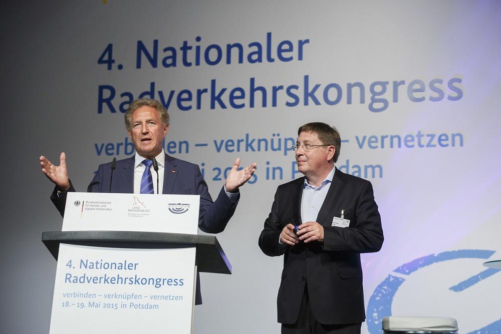 4. Nationaler Radverkehrskongresses 2015 in Potsdam