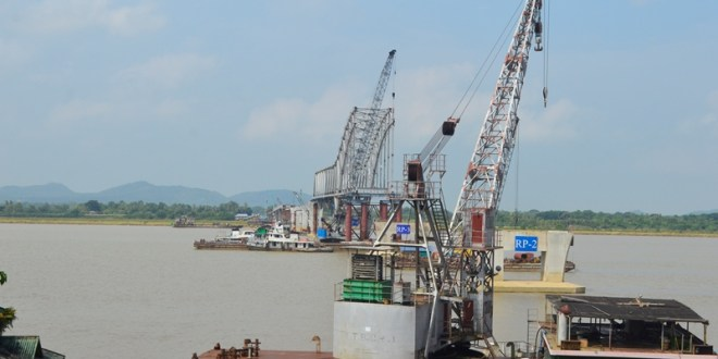 Thanlwin (Chaungzone) Bridge to begin operation in March