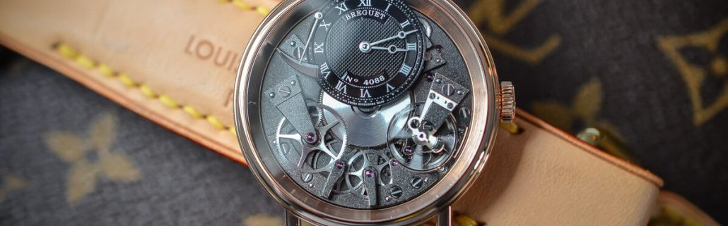 Breguet Tradition 7057 Breguet Tradition 7057 40mm