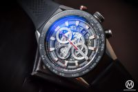 A look at the TAG Heuer Carrera Calibre Heuer 01 (Specs & Price)