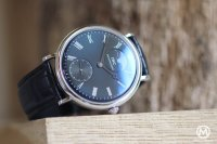The Collector's Series: A Young Collector's IWC Portofino Vintage Collection 5448 in steel