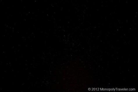 Stars Spread Across the Sky