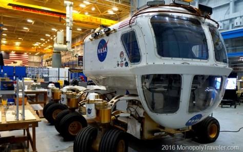 NASA's nxt Lunar rover