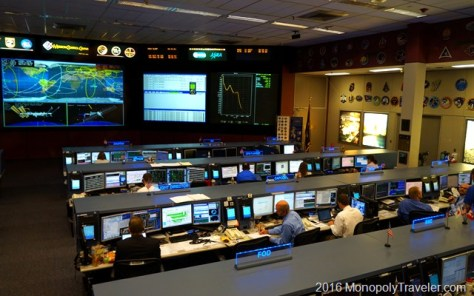 NASA's new mission control