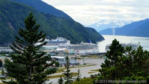 An Alaskan Cruise