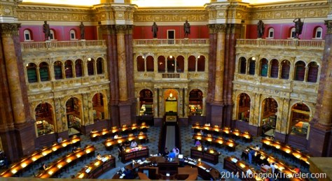 The Research Center of the Library of Congress