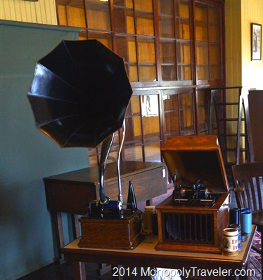 One of the First Phonographs Which Still Works, We Actually Heard it Play
