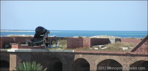 A Fort Cannon