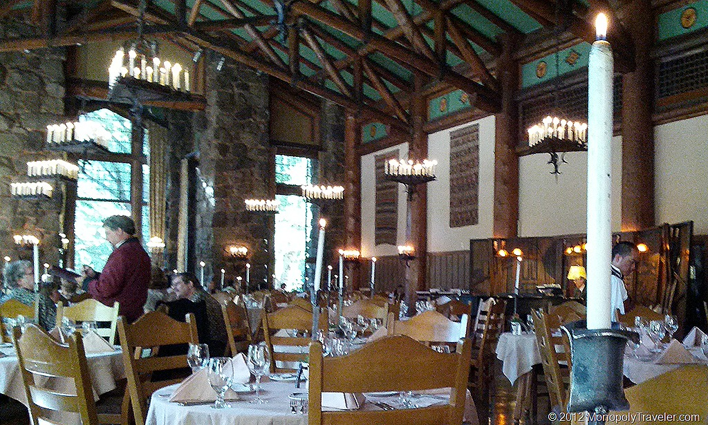 ahwahnee dining room | gaining life experience