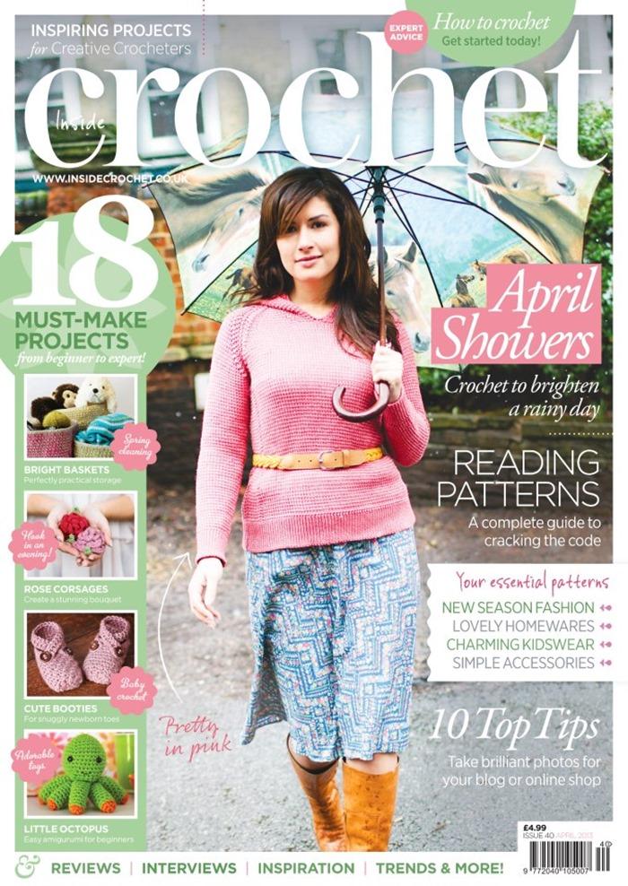 In new Inside Crochet magazine…