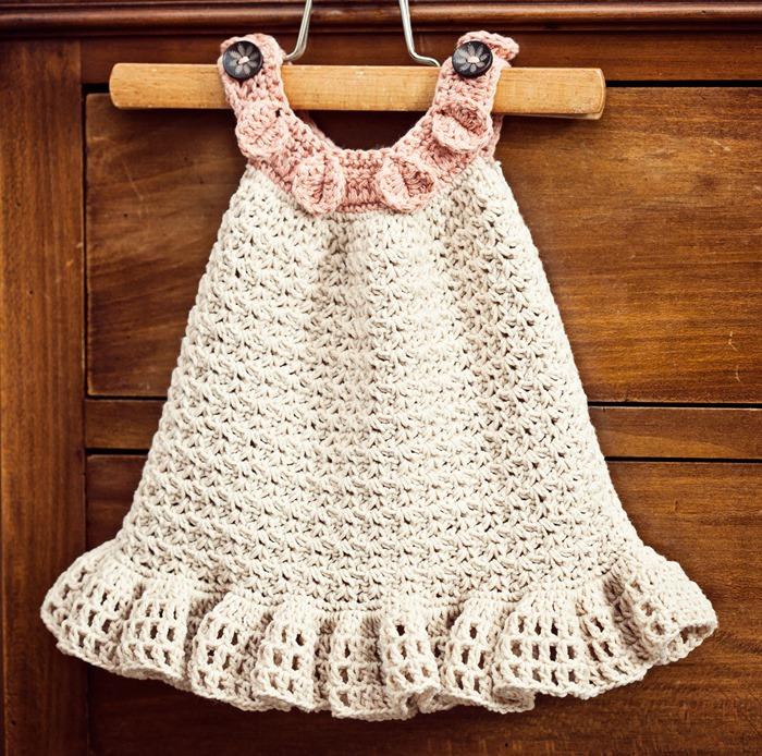 New pattern – Halter Ruffle Dress